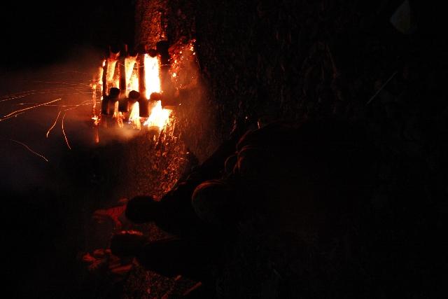 鞍馬の火祭の見所・開始時間とアクセス方法、混雑状況や雨天時対応は?