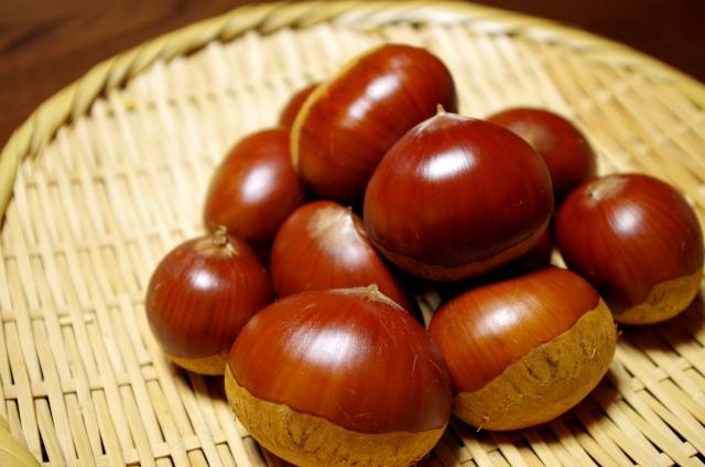 栗の渋皮の栄養に高い美容効果!食べやすい渋皮煮の作り方も