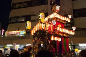 川越祭りの日程と時間、交通規制や駐車場情報など