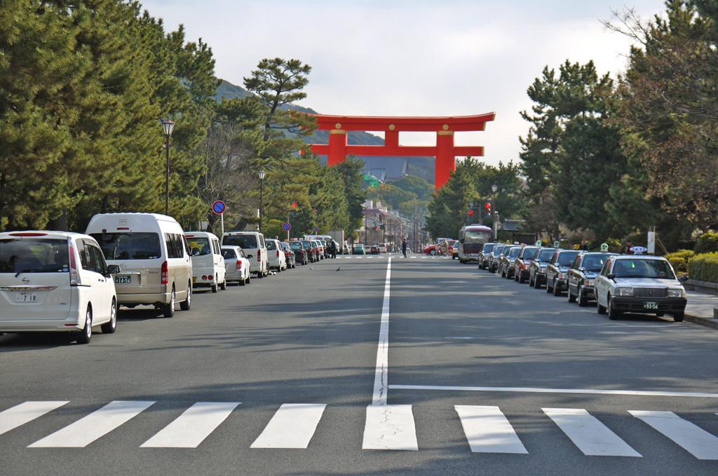 時代祭のルートと穴場の観覧場所 当日の交通規制と混雑状況は?