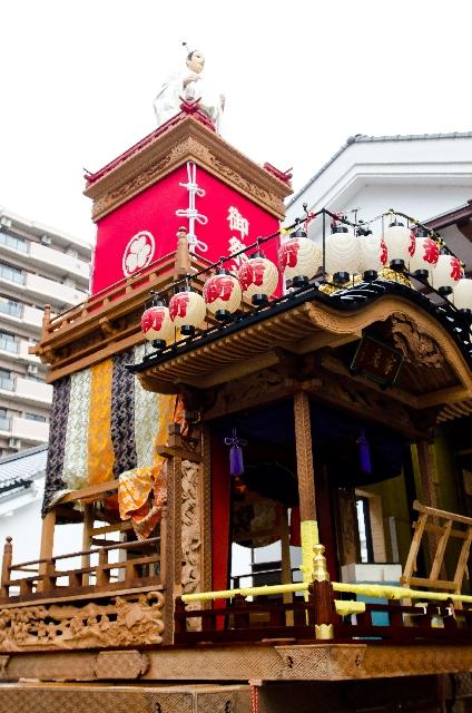 川越祭りの山車は必見!撮影ポイントと参加数・勝敗の決め方
