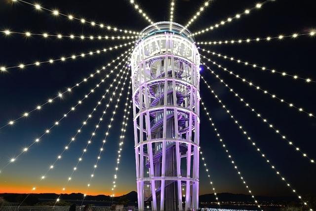 江ノ島イルミネーション2016‐2017の開催期間・点灯時間・料金まとめ