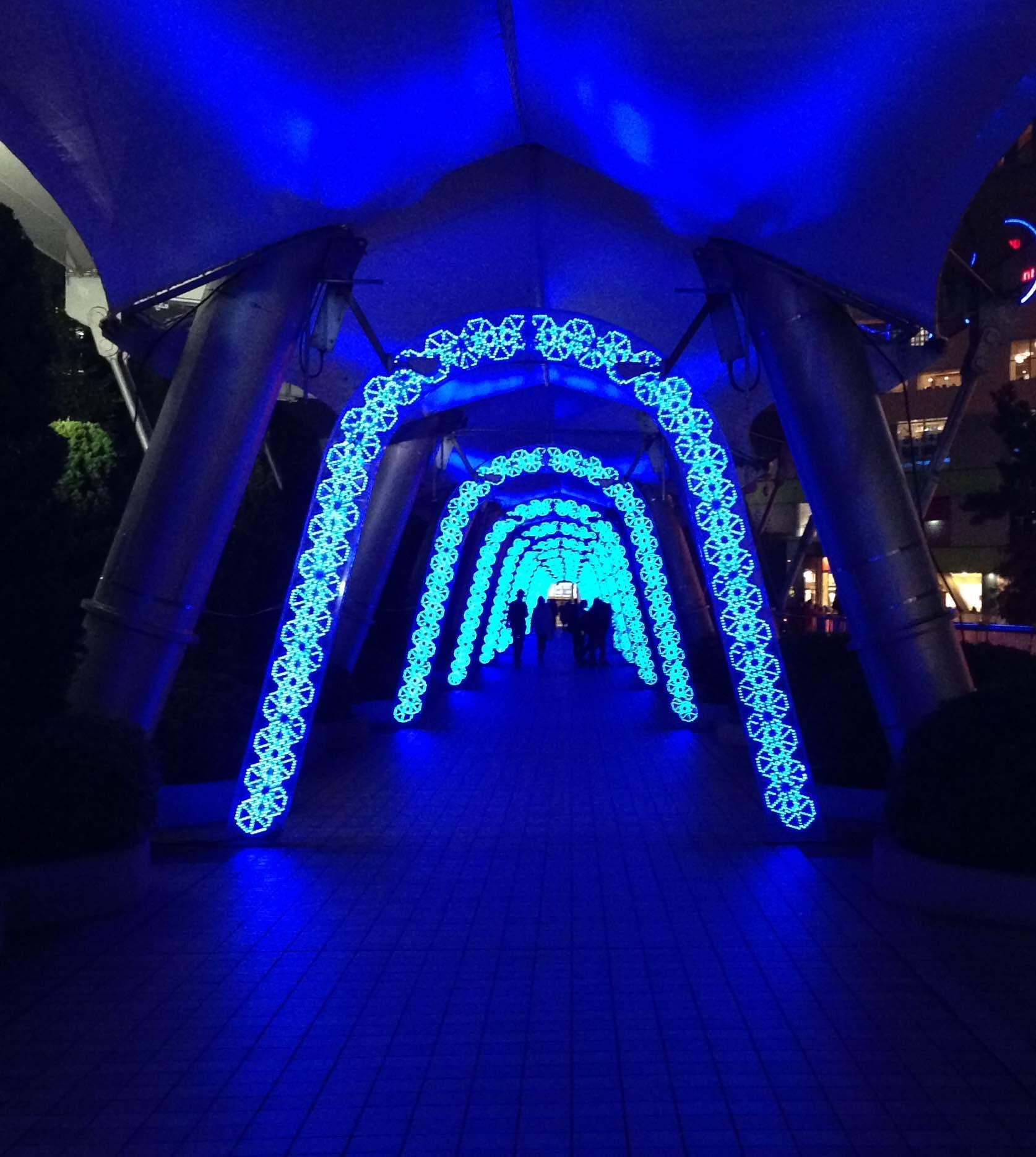 東京ドームシティのデートプラン!アトラクション&レストラン情報