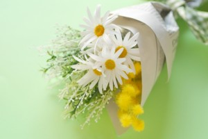 花束を長持ちさせるための保存方法と押し花の作り方